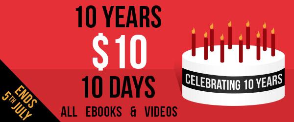 10 days 10 years